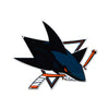 San Jose Sharks STEEL 12 Inch NHL Logo Sign