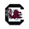 LARGE South Carolina Gamecocks- Bird in C STEEL Logo Sign