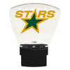 NHL Dallas Stars LED Night Light- Classic Logo