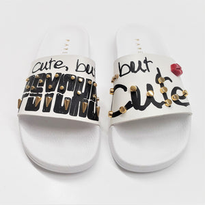 Cute, but Psycho ...but Cute Slides - PAREOO