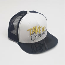 TAKE ME TO THE ISLANDS Snapback Hat - PAREOO