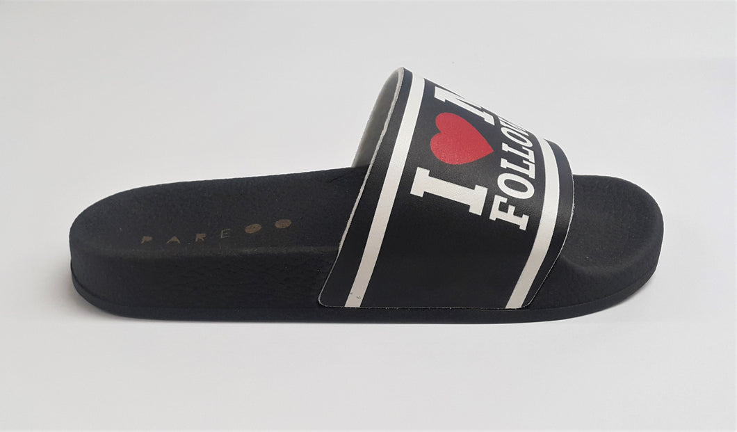 Kiss Slides Shoes - PAREOO