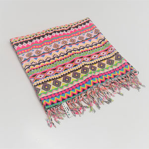 Ticki Fluo Beach Towel