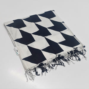 GEO-METRIC beach towels - PAREOO