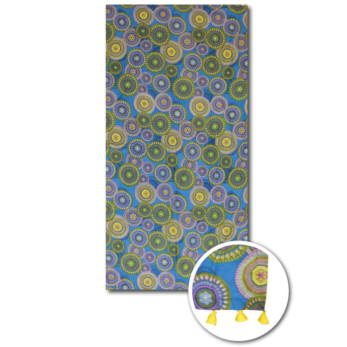Lotus beach towel - PAREOO