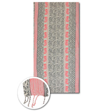 Fluo Paisley Beach Towel - PAREOO