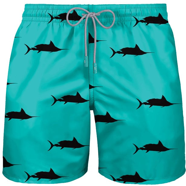 MEN SWIMWEAR SWORDFISH - PAREOO
