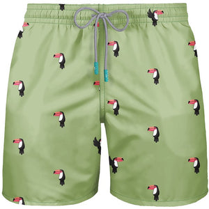 MEN SWIMWEAR TOUCAN RIO - PAREOO