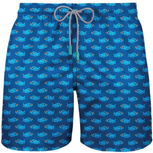 MEN SWIMWEAR THE COOLEST FISH - PAREOO