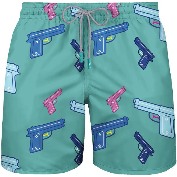 MEN SWIMWEAR WATERGUN - PAREOO