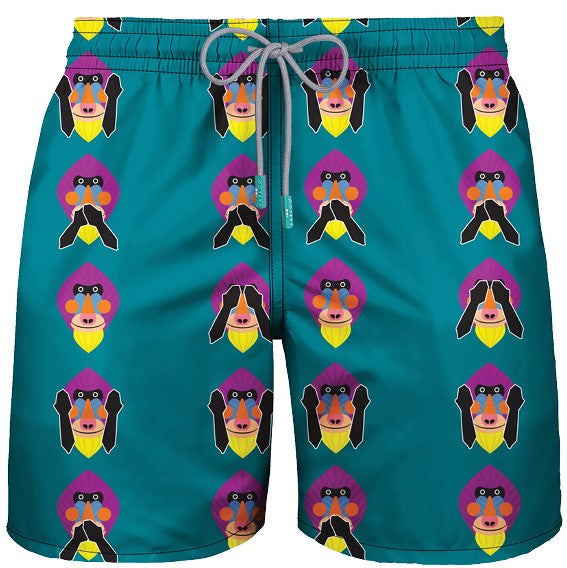 MEN SWIMWEAR BABOONS - PAREOO