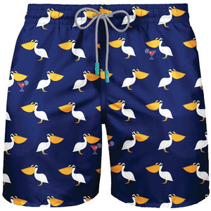 MEN SWIMWEAR Sir Pelican - PAREOO
