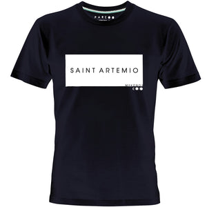 """SAINT ARTEMIO""  MEN T-SHIRT - PAREOO"