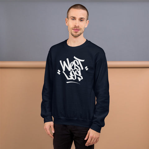 """West Los"" Men's Sweater"