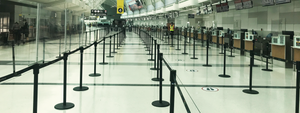 Acrylic Stanchion Topper System Installation Guide