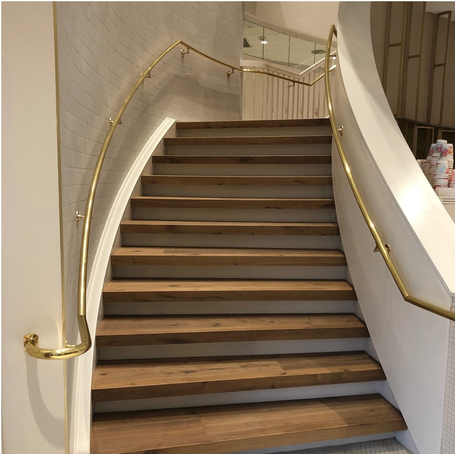 Commercial Handrailing