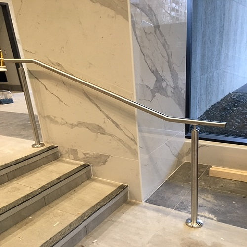 Stand alone handrails