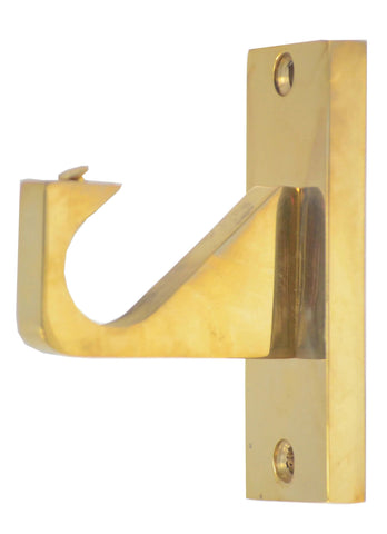 Drapery Rod Ceiling Bracket