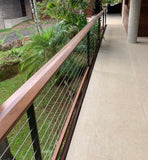 POST & CABLE RAILING SYSTEMS
