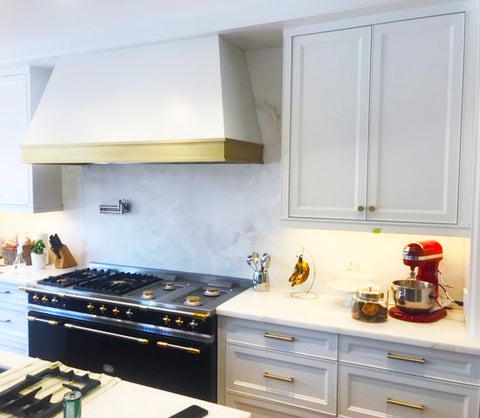 Kitchen Metal Range Hoods
