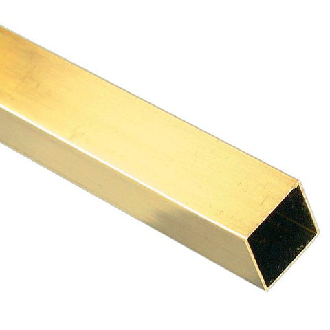Square tubing Brass