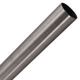 Brushed Stainless Steel Round tube