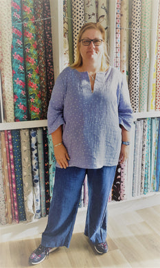 Summer tunic top. Wednesday 17th April