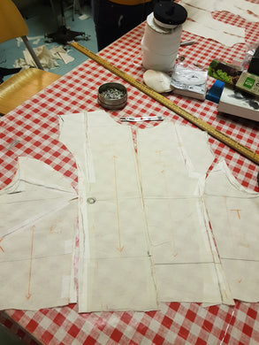 Pattern Alterations Tuesday 11th June