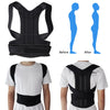 Adjustable Adult Corset Posture Correction Belt Body Back Posture Corrector Shoulder Lumbar Brace Spine Support Belt