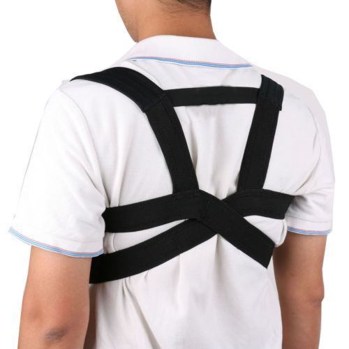 Straps Can Be Arbitrary Adjust & Posture Corrector For Men & Women