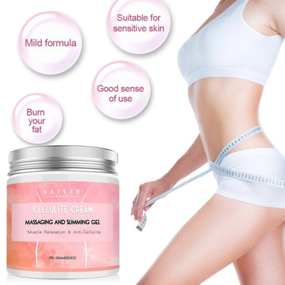 Natural Anti-Cellulite Cream