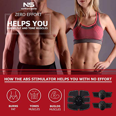 Get The Sexiest 6 Pack Abs In Comfort Of Your Home, Office, Or Car