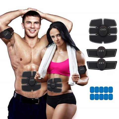 AB Stimulator ABS Toner Trainer Muscle Abdomen and Arm Support