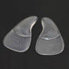 Ladies Gel Insoles Silicone Worker Boots Comfort Arch Support Massaging Insert