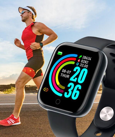 OshenWatch - All In One Best Fitness Smart Watch