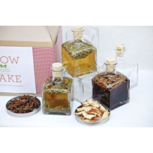 Artisan Diy Vinegar Infusions Making Kit - Product