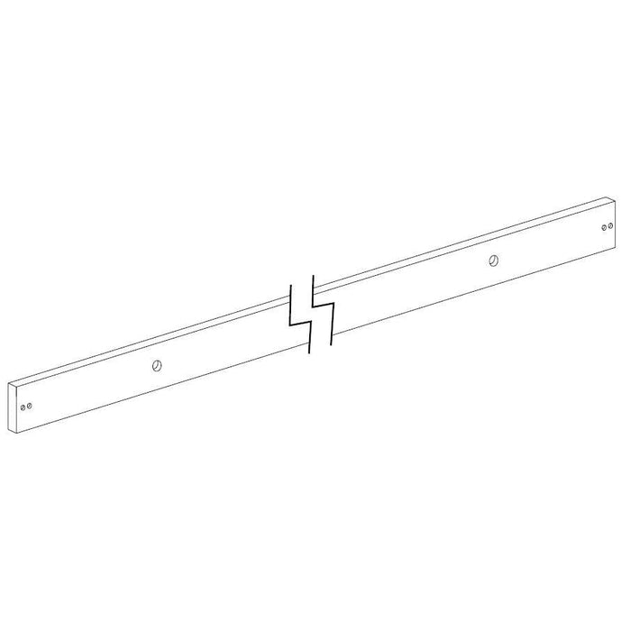 Carbon Steel Mini Barn Sliding Door Hardware For Bathroom Cabinet
