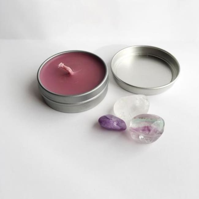 Focus ~ Soy Intention Candle Essential Oil - Home & Garden