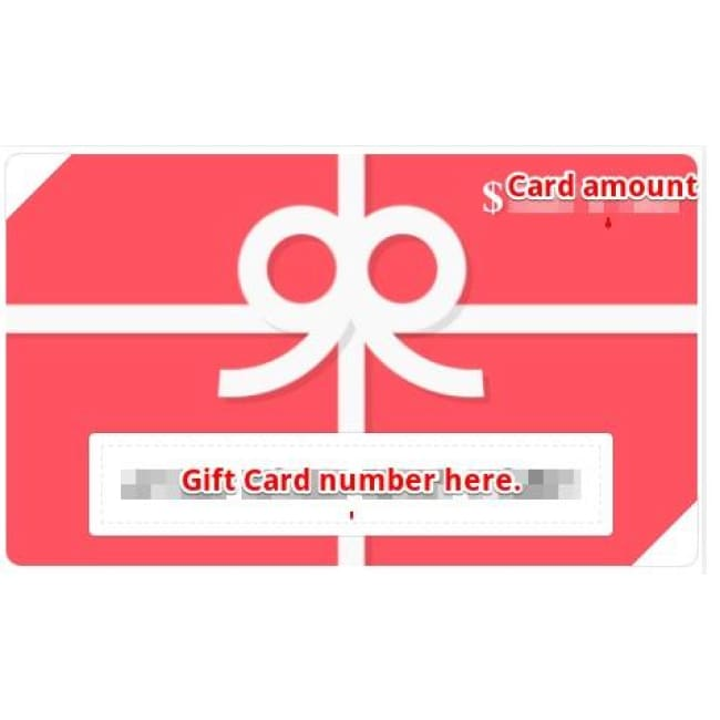 Gift Card - $25.00 - Gift Cards