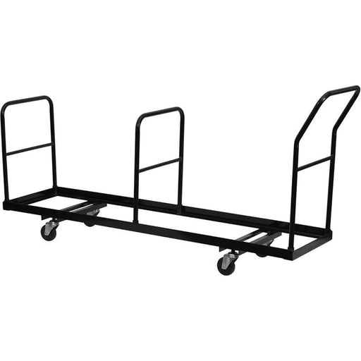 Vertical Storage Folding Chair Dolly - 35 Chair Capacity - Dollies