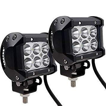 LED Foglight 6 LED