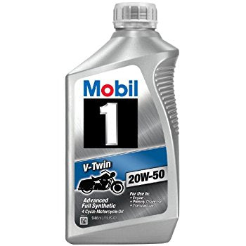 Mobil 1 V-Twin 20W-50