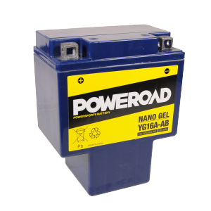 Poweroad Gel Battery YG10Z-S