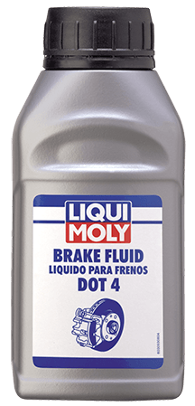 Liqui Moly Brake Fluid DOT 4