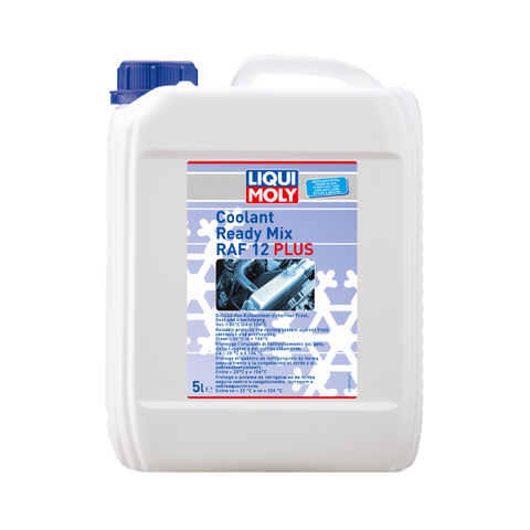 Liqui Moly Coolant (Ready Mix) 5L