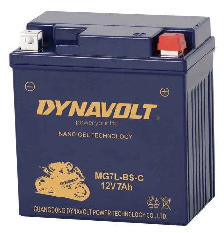 Dynavolt Nano Gel Battery MG7L-BS