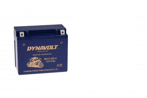 Dynavolt Nano Gel Battery MG12-BS-C