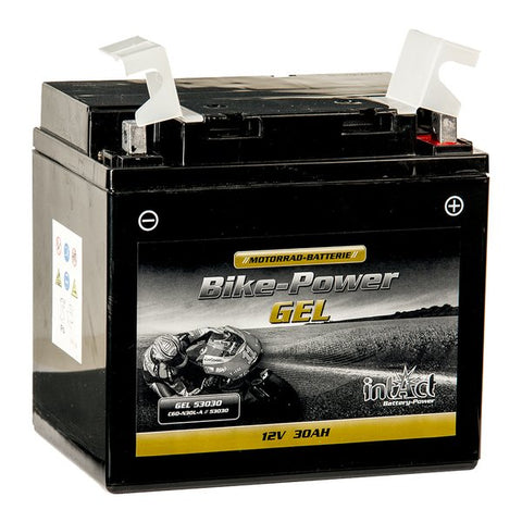 Intact Bike-Power Gel Battery YTX7A-BS