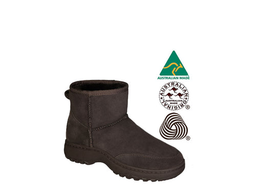 ALPINE CLASSIC MINI boots. Made in Australia. FREE Worldwide Shipping.