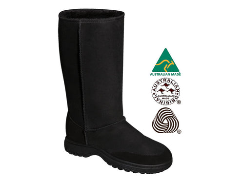 ALPINE CLASSIC TALL boots. Made in Australia. FREE Worldwide Shipping.